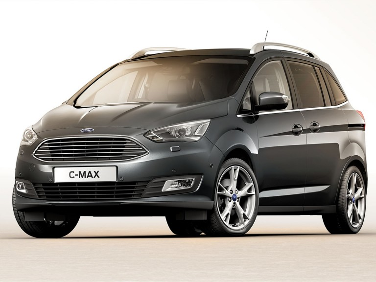ford grand c max 1 6 tdci 115 titanium 7pl voiture maroc. Black Bedroom Furniture Sets. Home Design Ideas