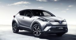TOYOTA C-HR – 1.8 Hybrid 122 DISTINCTIVE