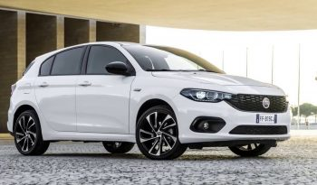 FIAT Tipo Hatchback – 1.6 Multijet 120 Pop complet